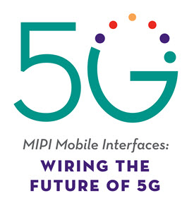MIPI 5G graphic