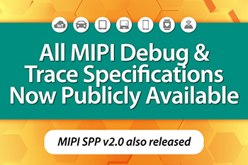 MIPI Debug and Trace Specifications