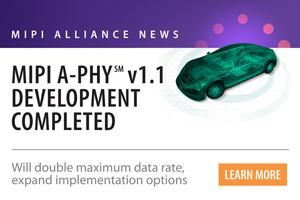 A-PHY v1.1 Development Complete