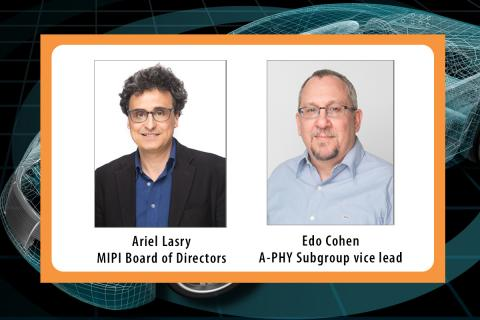 June-July 2020 MIPI A-PHY webinar speakers
